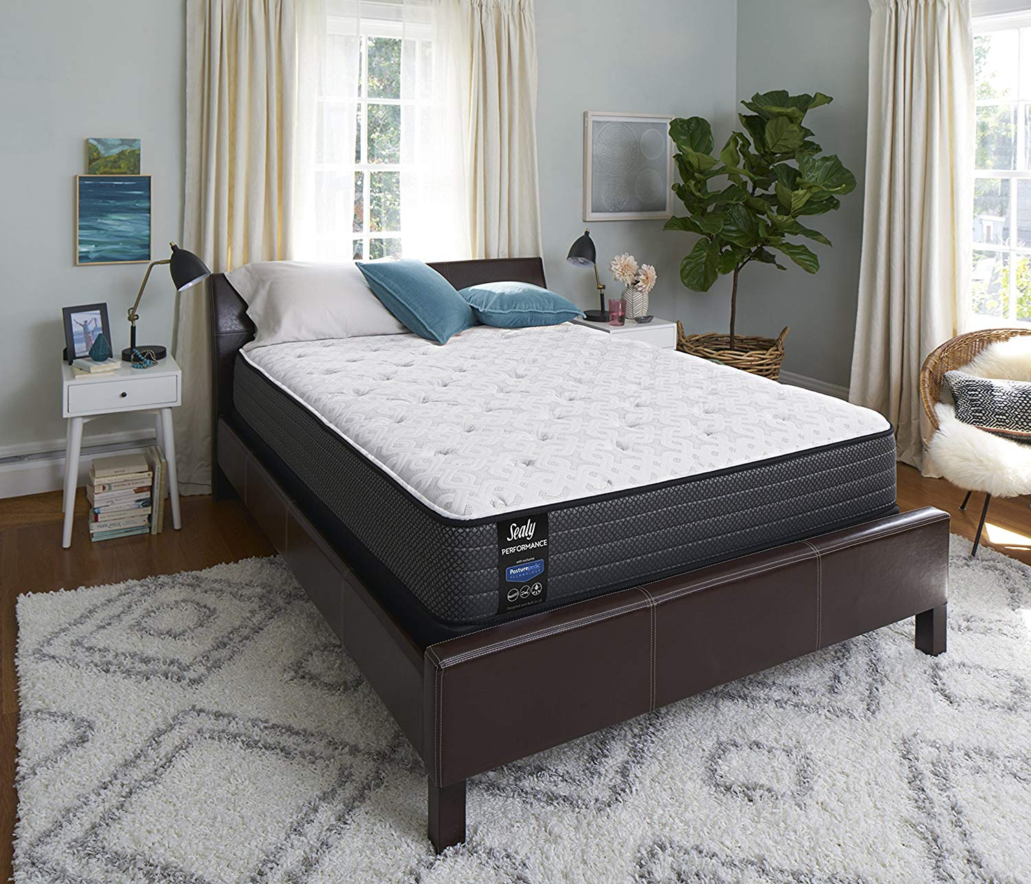 Sealy Response Performance 12-Inch Plush Tight Top Queen Mattress only $343.45! (43% off)