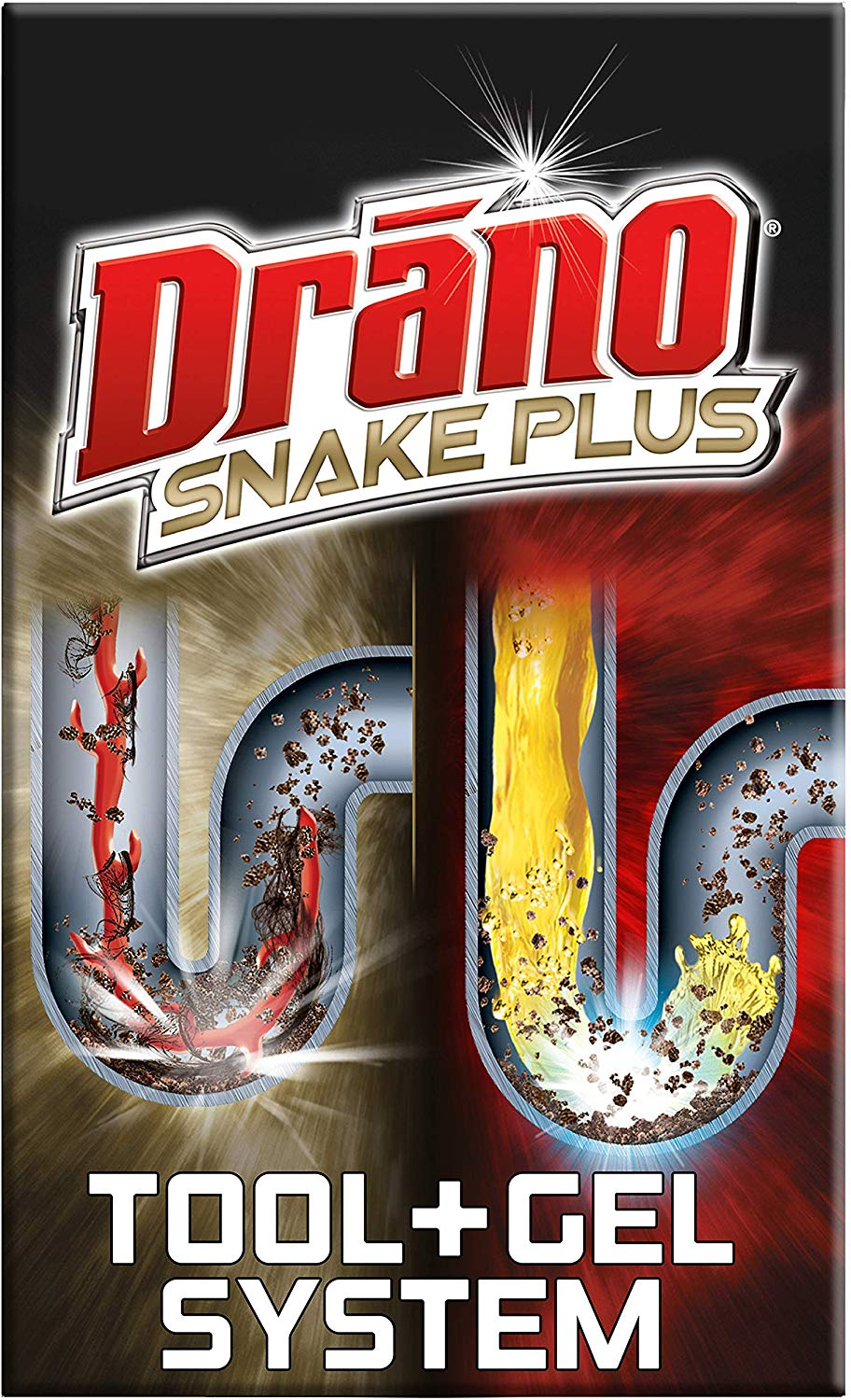 Drano Snake Plus Tool + Gel System only $2.72! (was $6)