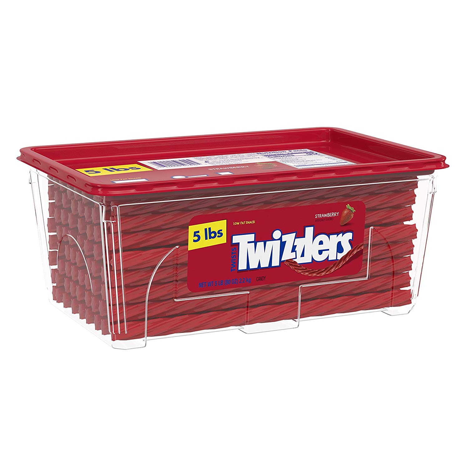Today Only! TWIZZLERS Licorice Candy, 5 Pounds only $8.54! (25% off)