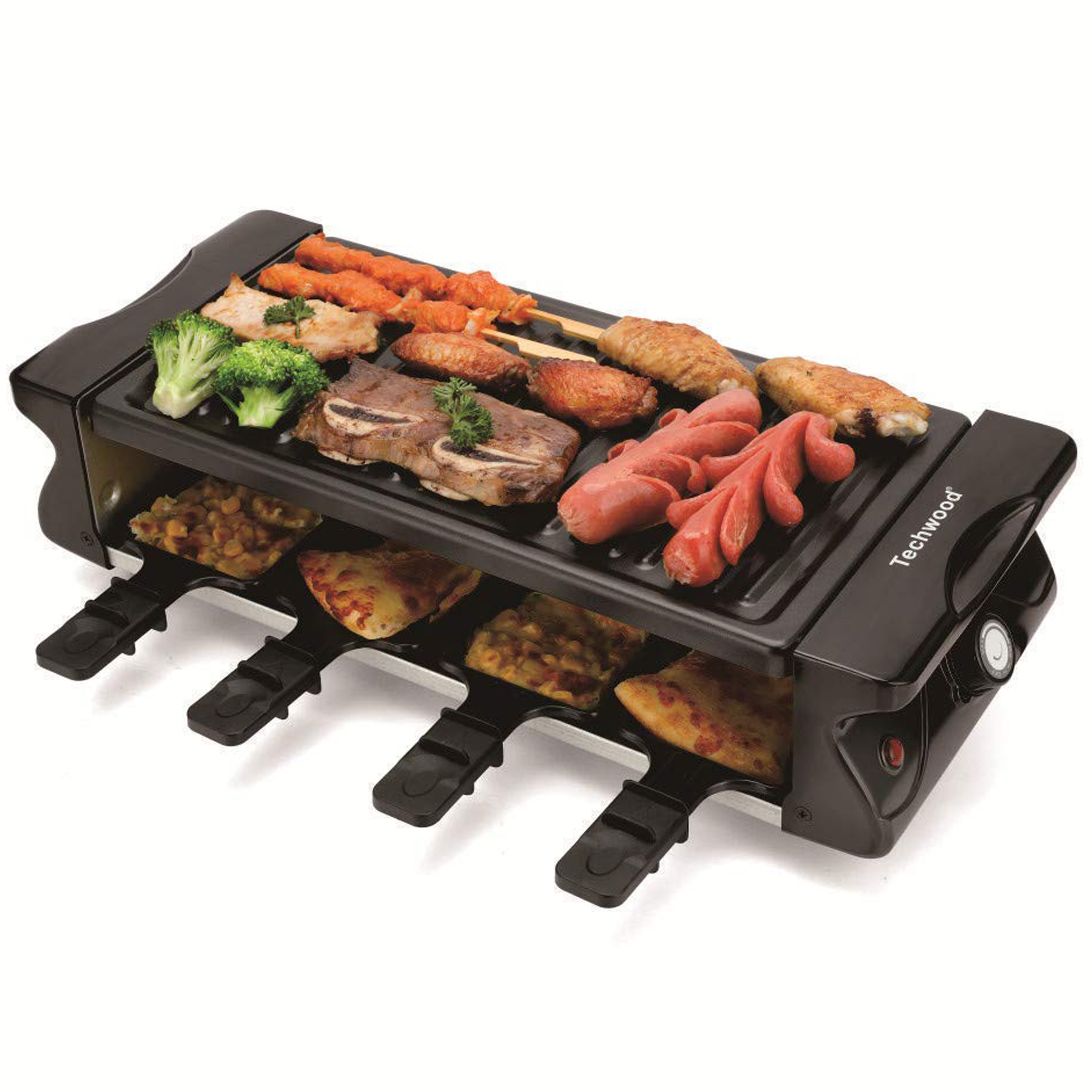 50% off Electric BBQ & Raclette Grill - Deal Hunting Babe