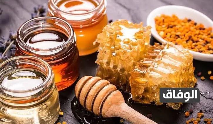 زيت الزيتون والعسل وشمع النحل لعلاج الشرخ الشرجي