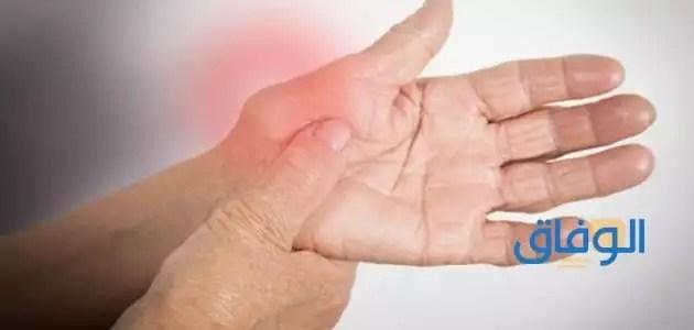 ما سبب وجع اصابع اليد