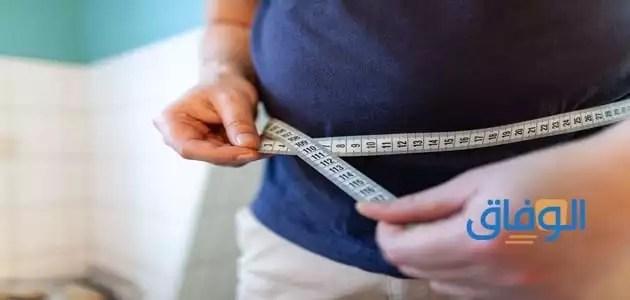 قياس نسبه الدهون