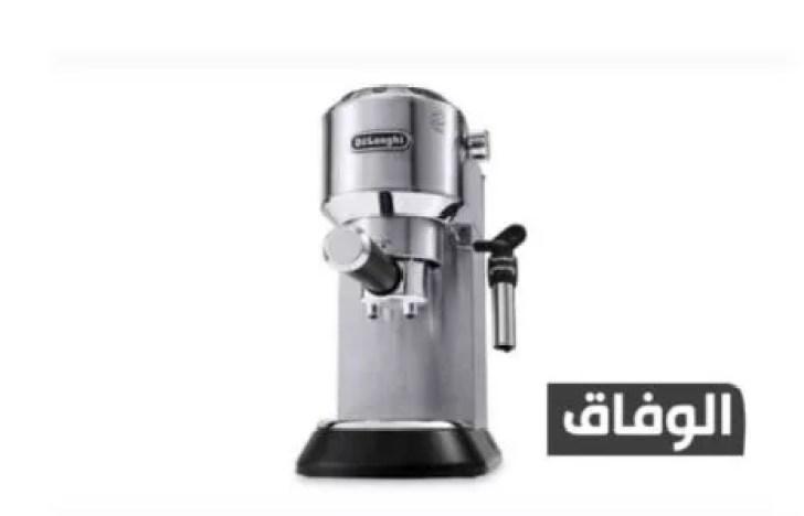 أنواع ماكينات القهوة واسعارها
