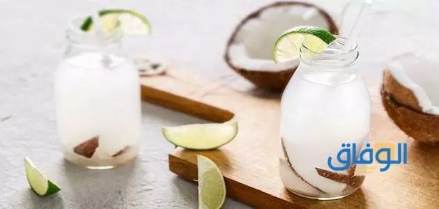 استخدامات حليب جوز الهند في المشروبات
