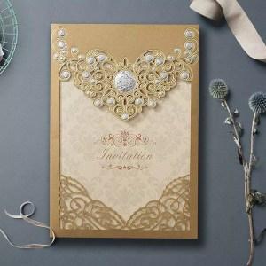 بطاقات دعوة زفاف جاهزة للكتابة عليها
