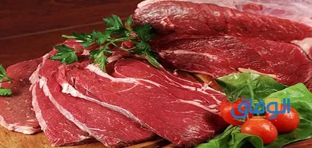 تأويل رؤية اللحم في حلم المرأة المتزوجة