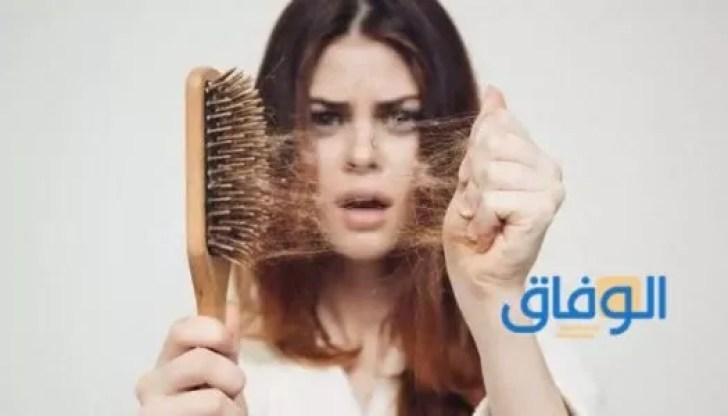 دلالة تساقط الشعر عند النابلسي