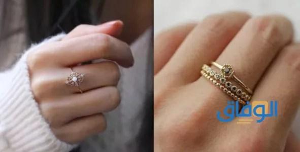 دلالة رؤية الخاتم الذهب لابن سيرين