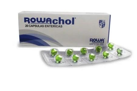 دواء رواكول لعلاج المرارة