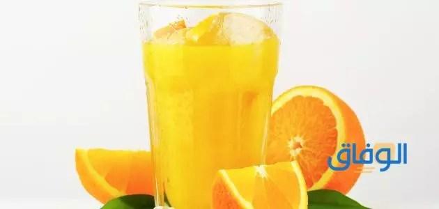 عصير سن كويك برتقال