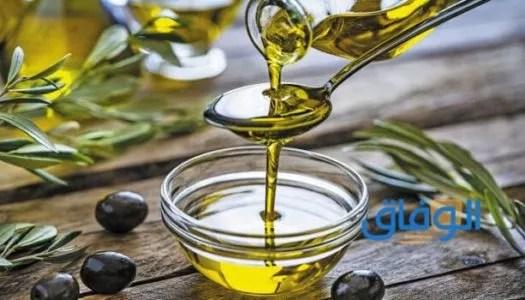 علاج لحمية الأنف بزيت الزيتون