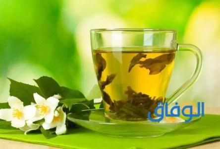 الشاي الأخضر وتأثيره على تهدئة الأعصاب