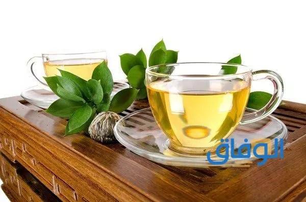 الشاي الأخضر وتقوية الأعصاب