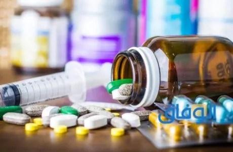 العلاج بالأدوية
