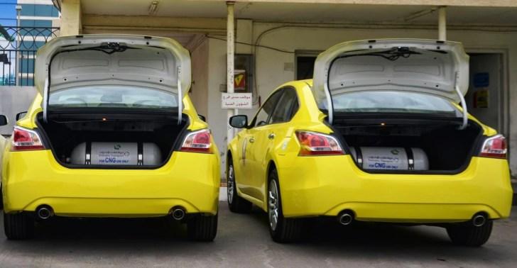 عيوب الغاز الطبيعي للسيارات