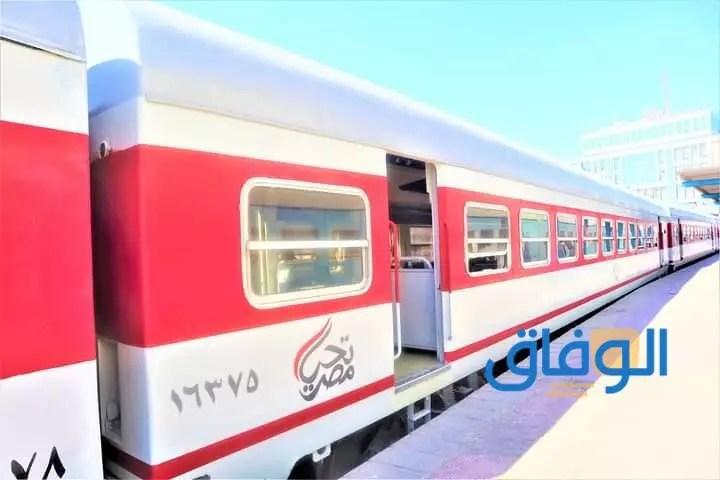 قطار تالتة عادية محسنة