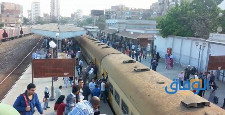 مواعيد قطارات القاهرة الزقازيق