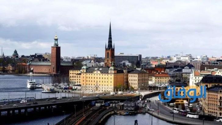 من يحق له الترسيخ في السويد