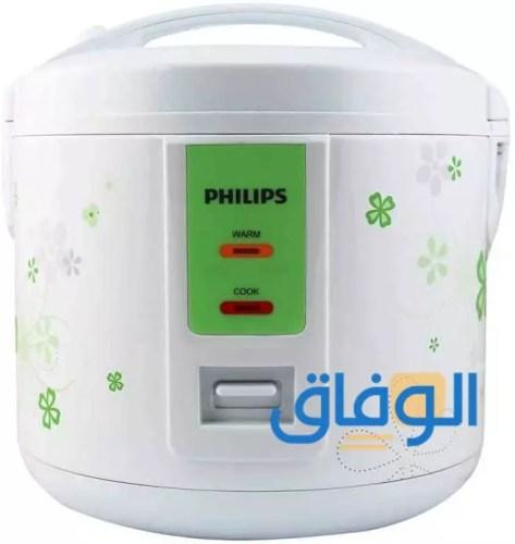 وعاء طبخ الأرز فيليبس موديل HD3017/56