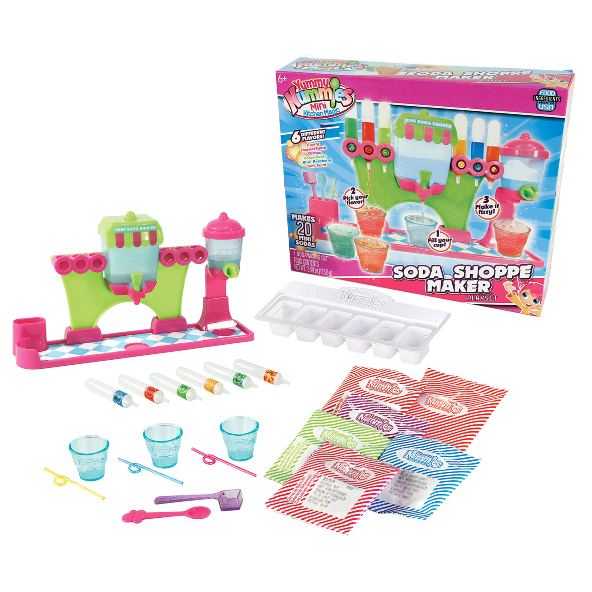 Kmart: Yummy Nummies Mini Kitchen Soda Shoppe Playset $12.99 (Reg ...