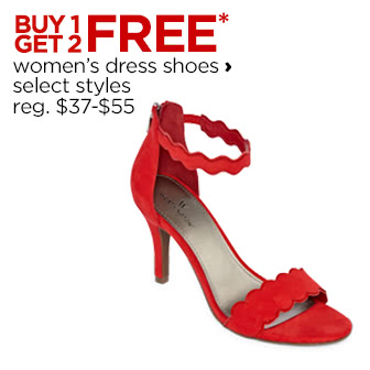28e3eea9506a9 JCPenney  Buy 1 get 2 FREE sandals   dress shoes + store pickup ...