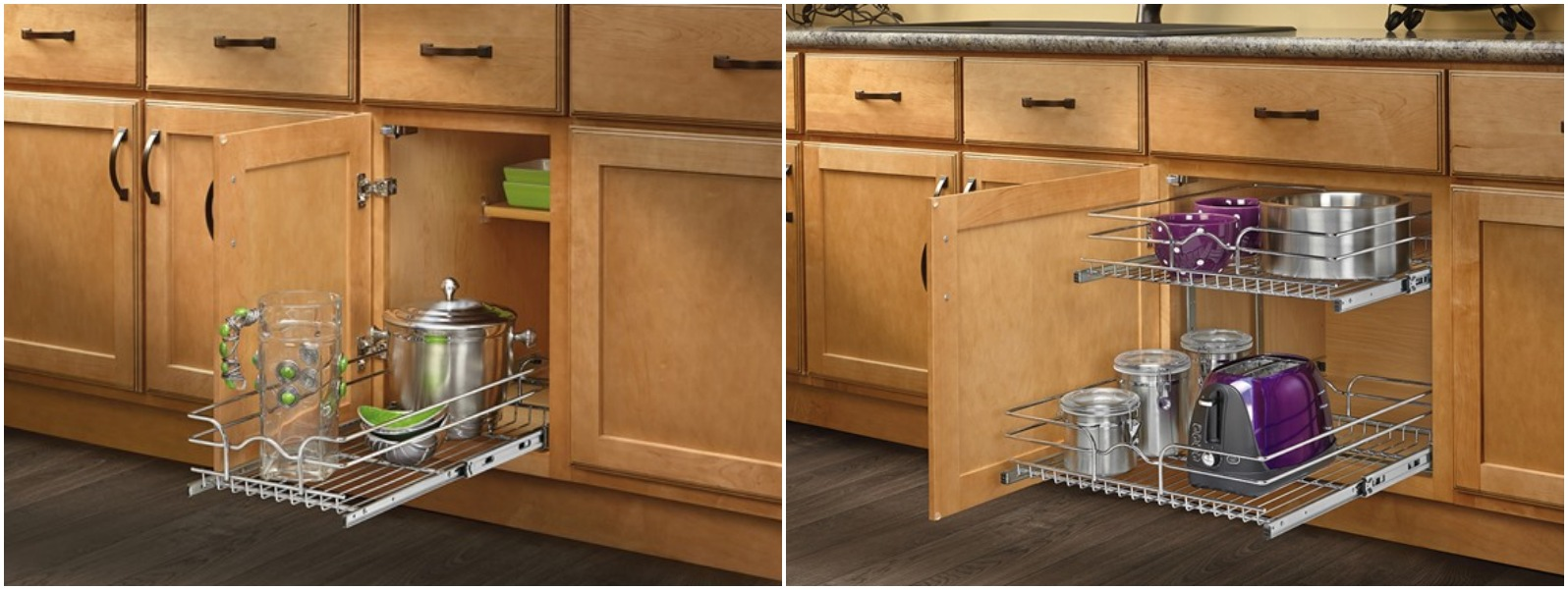50% Off Rev-A-Shelf Kitchen Organization Products + Free ...