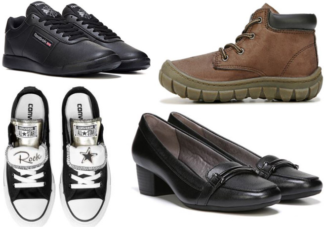 Famous Footwear: Clearance Up to 80