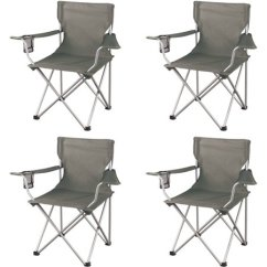 Walmart Camp Chair Living Room Accent Chairs With Ottomans 4 Set Ozark Trail Classic Folding For 19 Store Pickup