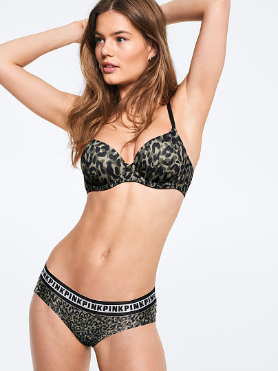 0d7fbd03d13 Victoria's Secret: PINK Wear Everywhere Bras ONLY $19.95 (Reg $35 ...