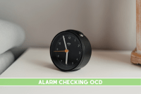 Compulsive alarm checking: Trying to beat alarm clock anxiety