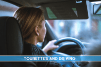 Can I drive with Tourette's Syndrome?