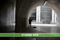 OCD Staring Compulsion: Looking at people and things obsessively