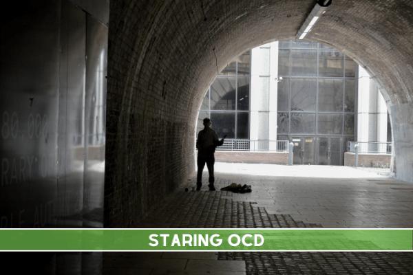 Staring OCD