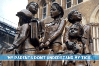 'My mum tells me to stop it': When parents don't understand your tics (Guest Post by K)