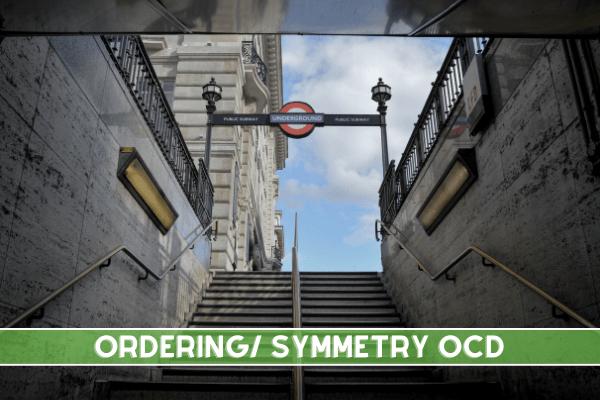 Ordering OCD