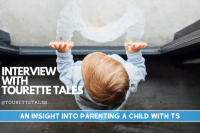 Interview with Tourette Tales: A mothers fight for a TS diagnosis and the dangers of misinformation