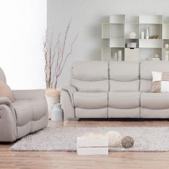Richmond Leather Sofa Denver Mattress Mart Recliner Suite 3 43 2 Lounge Life