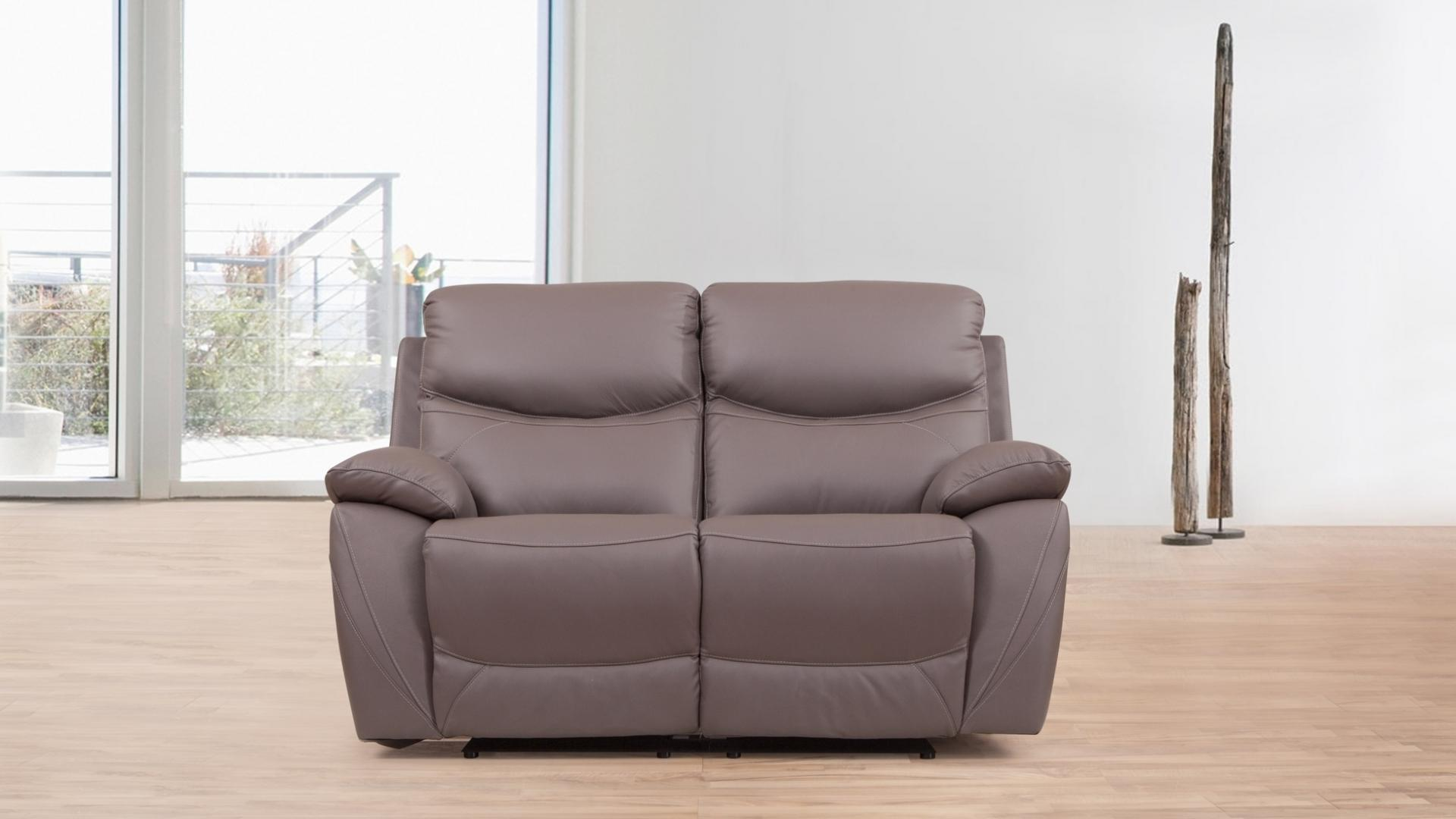 chelsea leather sofa unusual sofas recliner two seater lounge life