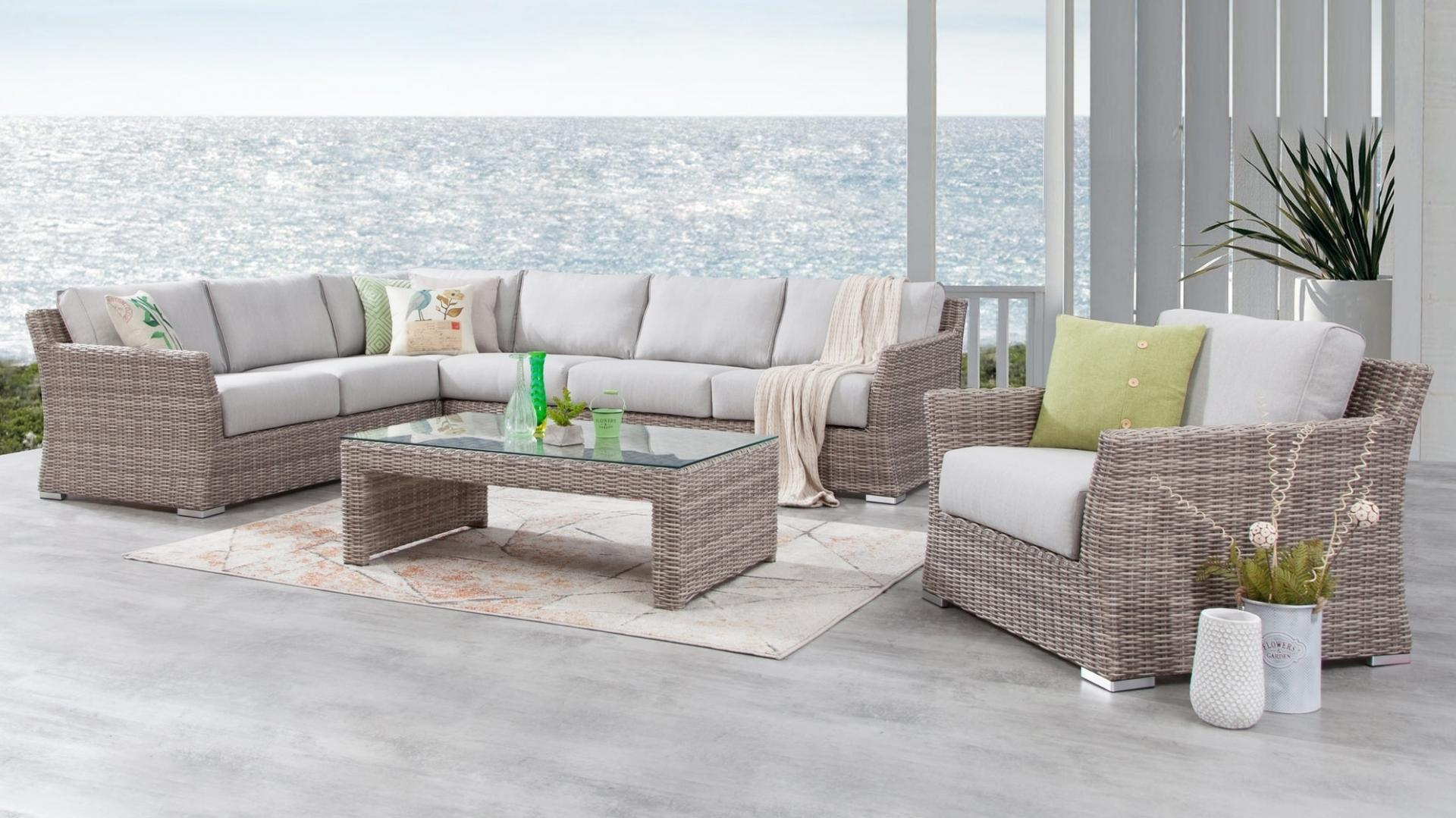 Rattan Lounge L Form Vidaxl Double Day Bed Poly Rattan Wicker