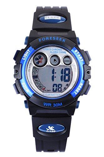 FSX-555G Kids Children Boys Sports Wrist Watches
