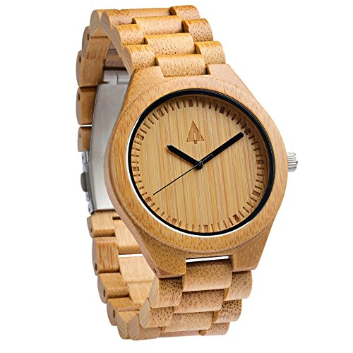 Unique Wood Watch For Women And Men