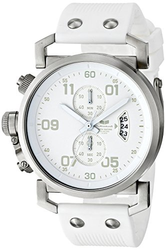 all white watch mens