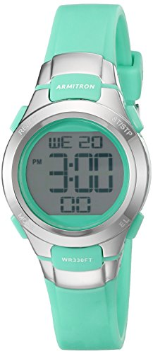 Armitron Sport Womens 457012TEL Digital Watch