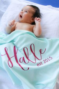Personalized Baby Blanket ONLY $19.99 {Retail $45}! - DEAL ...