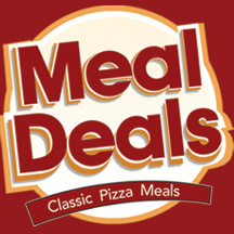 Meal Deals, Classic Pizza Meals