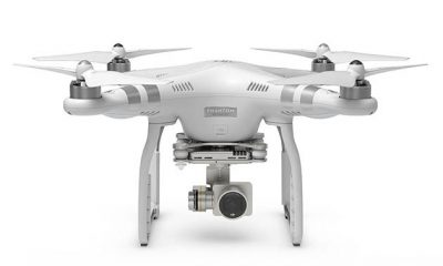DJI Phantom 3 Advanced Quadcopter Drone for $729