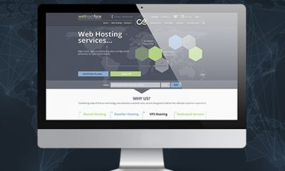 Face Extra Web Hosting: 5-Yr Plan for $79