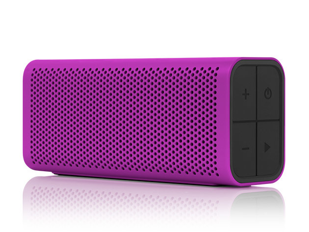Braven 705 Bluetooth Speaker (Purple) for $42
