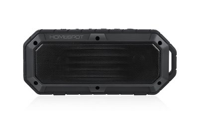 HomeSpot Rugged Waterproof Bluetooth Speaker for $29